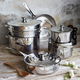 Le Creuset Stainless Steel 10-Piece Set