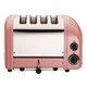 Dualit® Pink Four-Slice Toaster