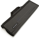 Messermeister Knife Roll, 8-Pocket, Black and White Dot,