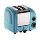 Dualit® Azure-Blue NewGen 2-Slice Toaster