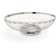 Stainless-Steel Oval Wire Bread Basket
