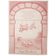 Italian Margherita Pizza Kitchen Towel