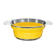 Rösle® Yellow Silicone Strainer