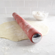 Silicone Nonstick Rolling Pin, Red