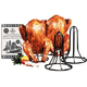 Game Hen Vertical Roaster, Set of 2