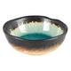 Kotobuki Turquoise Sky Glazed Round Dip Dish