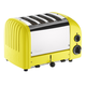 Dualit® Citrus-Yellow NewGen 4-Slice Toaster