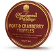Charbonnel et Walker Port and Cranberry Chocolate Truffles, 115g
