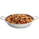 Demeyere Stainless Paella Pan, 14.8 qt.