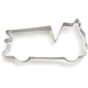 Fire Truck Cookie Cutter, 5