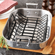 All-Clad Stainless Steel Roasting Pan with Rack, 11