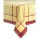 Lemon Jacquard Tablecloths