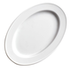 Café Collection Oval Serving Platter
