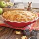 Emile Henry® Classics&#174 Cerise Pie Dish, 12