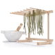 Italian Wood Pasta-Drying Rack