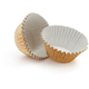 Mini Gold Foil Bake Cups Set of 36