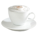 Café Collection Latte Cup and Saucer