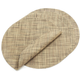 Chilewich Bark Round Basketweave Placemat