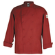 Traditional Red Chef Coats