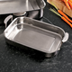 Sur La Table® Tri-Ply Stainless Steel Roasting Pan, 9