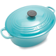 Le Creuset® Caribbean Oval French Oven, 6¾ qt.
