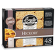 Bradley Smoker Bisquettes, Hickory, 48 Pack