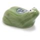 Kotobuki Green Frog Chopstick Rest
