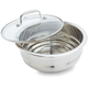 Le Creuset® 3-ply Stainless Steel Steamer Insert
