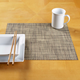 Chilewich Bark Square Basketweave Placemat
