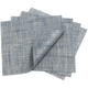 Chilewich Denim Square Basketweave Placemat