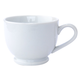 Blanc Footed Cappuccino Cup, 7 oz.