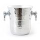 Mauviel® Hammered Aluminum Ice Bucket