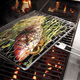 Sur La Table® Stainless Steel Flexi Grill Basket
