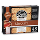 Bradley Smoker Bisquettes, Mesquite, 48 Pack