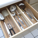 Two-Piece Wood Drawer Divider Set