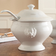 Blanc Lion's Head Tureen