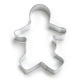 Gingerbread Boy Cookie Cutter, 4
