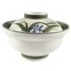 Kotobuki Green Leaf Covered Noodle Bowl