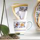 Deruta-Style Mug
