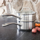 Sur La Table® Stainless Steel Double Boiler, 2.2 qt.
