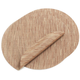 Chilewich Brick Round Bamboo Placemat