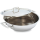 Le Creuset® 3-Ply Stainless Steel Braiser, 5 qt.