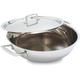 Le Creuset® 3-Ply Stainless Steel Braiser, 5 qt.