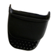 Dexas Black Silicone Mini Mitt