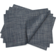 Chilewich Denim Rectangular Basketweave Placemat