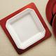 Pearl Square Plates