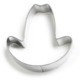 Cowboy Hat Cookie Cutter