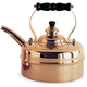 Simplex Copper Whistling Tea Kettle