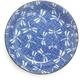 Kotobuki Blue Dragonfly Plate
