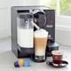DeLonghi® & Nespresso® Black Lattissima Espresso Maker